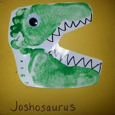 9 Wonderful Dinosaur Crafts And Activities For Preschoolers is part of Dinosaurs preschool - Here are the 9 best dinosaur craft ideas for kids It is through these dinosaur crafts and activities that you can easily teach kids and play with them too Kids Crafts, Daycare Crafts, Baby Crafts, Toddler Crafts, Preschool Crafts, Toddler Activities, Dinosaur Crafts For Preschoolers, Crafts For Babies, Baby Activities 1 Year