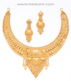 Totaram Jewelers Online Indian Gold Jewelry store to buy Gold Jewellery and Diamond Jewelry. Buy Indian Gold Jewellery like Gold Chains, Gold Pendants, Gold Rings, Gold bangles, Gold Kada Gold Mangalsutra Designs, Gold Earrings Designs, Gold Jewellery Design, Gold Jewelry, Gold Necklaces, Necklace Designs, Jewelry Art, Necklace Set, Baby Necklace