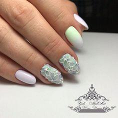 259 вподобань, 1 коментарів – @best_manicure.ideas в Instagram: «Автор @yuli_nailart #маникюр #ногти#гельлак #шилак #идеиманикюра#nails…»