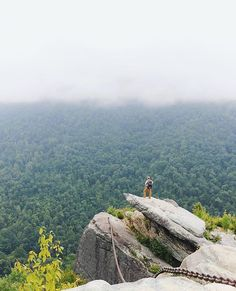 Photo by Instagrammer lifeofhiking at Pine Mountain State Resort Park in Pineville, Kentucky.