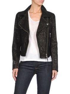 DIESEL - Leather jackets - L-KELE-A