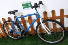 Totalmente revisada y puesta a punto. Un año de garantía. Secondbike Bicicletas para todos. La MAYOR tienda de bicicletas de segunda mano en Madrid. Ven aprobar esta bicicleta en nuestro carril bici. . !! Te esperamos en calle General Yagüe 70 . 28020 , Madrid, WEB www.secondbikemadrid.com