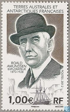 Famous Norwegian polar explorer Roald Amundsen whose disappearance prompted Louise Arner Boyd's first expedition in 1928.