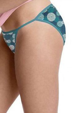 Hanes classic bikini panties