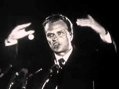 BILLY GRAHAM  The Second Coming of 1x3