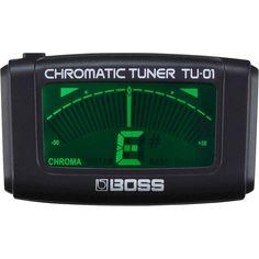 Boss - Clip-On Chromatic Tuner