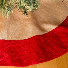 Kamala Pleated Diamond Design Tree Skirt in Jute and Cotton  52in Round * This is an Amazon Affiliate link. You can find more details by visiting the image link.