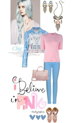 """Pastel Love"" by designsbytraci on Polyvore"