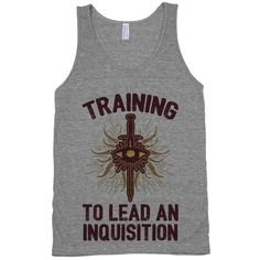 Training To Lead An Inquisition #fitness #workout #gym #style #train #nerdy #gamer #dragonage