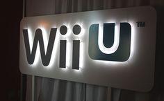 #Wii U Sign