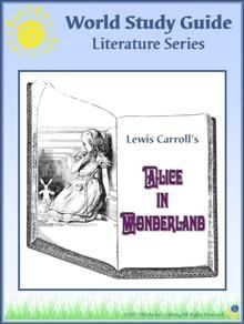 World Study Guide: Literature Series - Alice in Wonderland