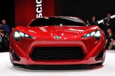 2017 Scion FR-S Release Date
