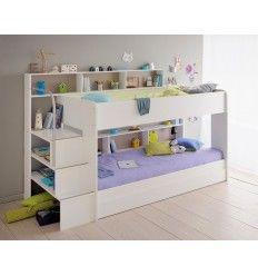lits superpos s avec escalier chambres enfants pinterest lits superpos s avec escalier. Black Bedroom Furniture Sets. Home Design Ideas