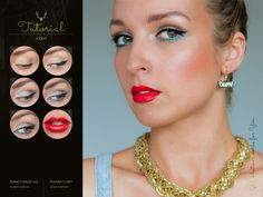 Tutorial Disco #makeup #beauty #blogicony