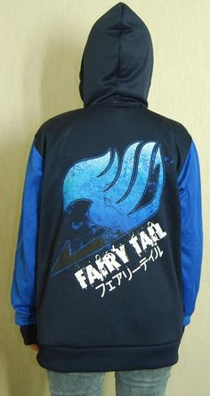 Fairy Tail Amazing Hoodie Jacket on Etsy, $44.35 CAD