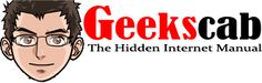 Geekscab is a tech blog which provides tech tips and tricks