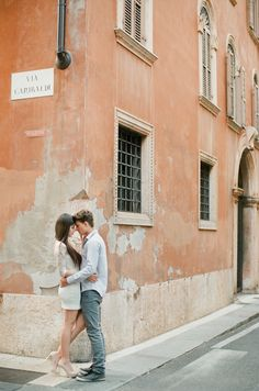 Anto + Simone : engagement in Verona