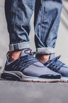 Dark Obsidian Air Presto Premium || Follow /filetlondon/ for more street wear style #filetclothing