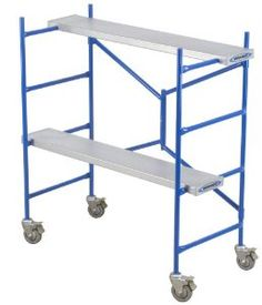 Werner PS48 500-Pound Capacity Portable Scaffold - Scaffolding Equipment - Amazon.com
