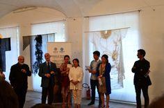 Inaugurazione mostra Li Wei