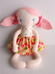 Bit of Whimsy Doll