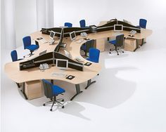 1000 images about office design on pinterest executive for Small shared office design