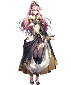 Olivia: Festival Dancer