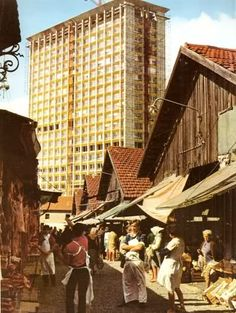 Mercado de Picoas e Imaviz - c.1970