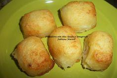 Fritadeira sem Óleo AirFryer Ajuda a Emagrecer: Cubinho de Aipim recheado e frito na Fritadeira se...