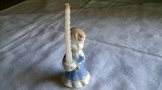 Deko-Objekte - Porzellan Engel - ein Designerstück von Grossmutters_Lieblinge bei DaWanda