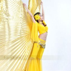 Belly Dance Isis Wing For Ladies More Colors,BellyQueen
