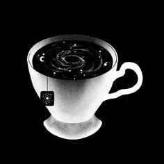"""Dark matter"" by Tobe Fonseca."