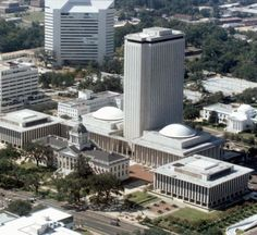 Florida Capitol Complex - Tallahassee, Florida