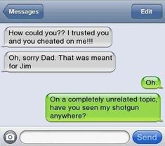 Funny Texts –
