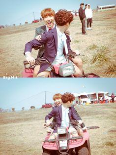 ¡Sesión de fotos de la última parte de la historia sobre la juventud de BTS: The Most Beautiful Moment in Life Young Forever! Hola, somos BTS. Hemos vuelto (¡Tachan!) BTS recibió mucho amor en el a…