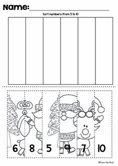 5 Free Math Worksheets Second Grade 2 Measurement Metric Units Capacity L Ml line puzzel math cut and paste number line puzzles math worksheets preschool math games for grade 2 Cut And Paste Worksheets, Free Math Worksheets, Kindergarten Worksheets, In Kindergarten, Preschool Christmas, Preschool Math, Math Activities, Math Games, Christmas Puzzle