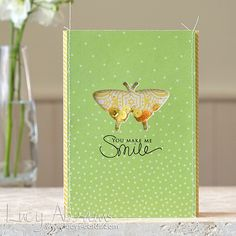 Use It! with Lucy's Cards - Class 4: Lesson 4 (Die Cut Shaker Cards)
