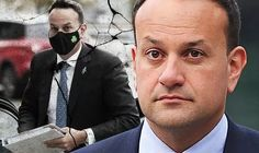 Leo Varadkar SHAMED for leak and forced to appear before parliament   World   News   Express.co.uk General Practitioner, Green Party, National Association, On The Issues, Data Protection, Press Release, Leo, Irish, Ireland
