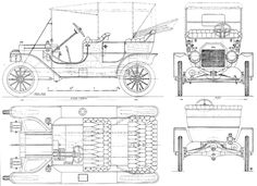 Use the form below to delete this Ford Model T Blueprint image from our index. Description from pixmule.com. I searched for this on bing.com/images