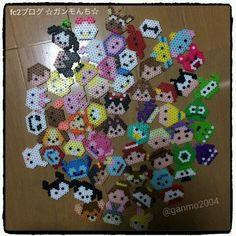 Hamma Beads 3d, Fuse Beads, Hama Beads Design, Diy Perler Beads, Pearler Bead Patterns, Perler Patterns, Perler Bead Disney, Art Perle, Pixel Art