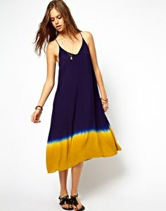 ASOS Sundress In Ombre