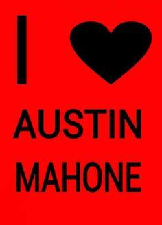 I <3 Austin Mahone
