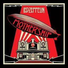 Led Zeppelin - Mothership on 180g Vinyl 4LP Box Set