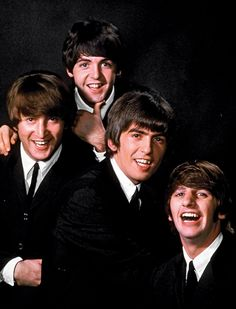 The Beatles (John, Paul, George, Ringo)