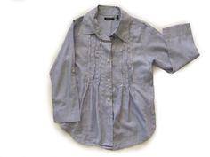 Ref. 1100820- Camisa - IKKS- niña - Talla 4 años - 12€ - info@miihi.com - Tel. 651121480