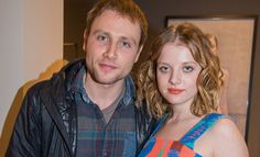 Max Riemelt, Jella Haase at the Grand Opening of the Kilian Kerner Store at Schlueterstrasse 50. Berlin, Germany - 25.02.2016