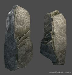 Rawk - Post any rocks you make here! - Polycount Forum -- BEAUTIFUL Rock