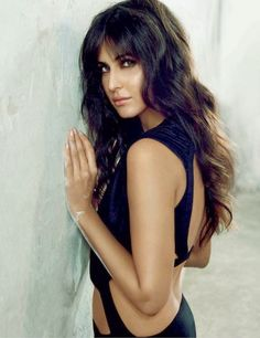 The hot and sexy masala Bollywood fame actress katrina kaif very amaging seducing cleavage show images in which she is looking damm cute an...