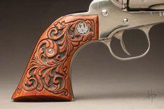 wood gun stock carving patterns | Gun Carving by Joe Cummings