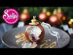 Sallys Rezepte - Weihnachtskugel Dessert mit Mousse / Christmas Ball Chocolate Dessert